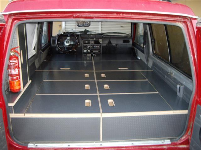 foro mitsubishi 4x4 galloper club montar cama en un montero corto general. Black Bedroom Furniture Sets. Home Design Ideas
